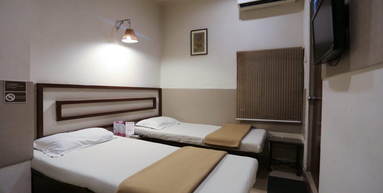 Smyle Hostel Standard room