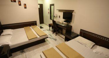 Smyle inn Quad rooms